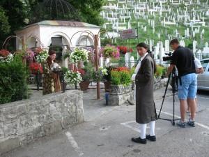 Snimanje TV OBN